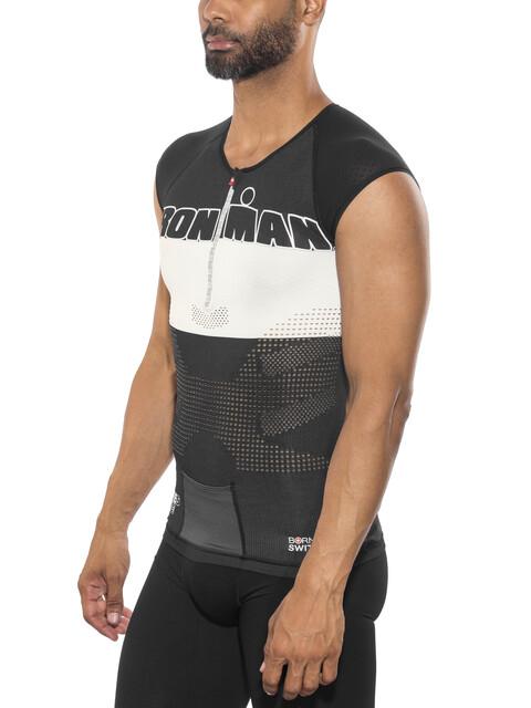 Compressport TR3 - Ironman Edition negro